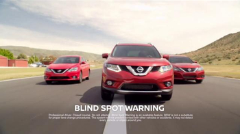 Nissan Safety Today Event TV Spot, 'Everyday Experts: 2016 Pathfinder' - Thumbnail 4