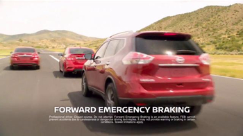 Nissan Safety Today Event TV Spot, 'Everyday Experts: 2016 Pathfinder' - Thumbnail 5