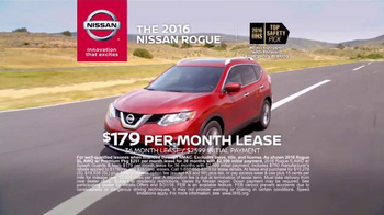 Nissan Safety Today Event TV Spot, 'Everyday Experts: 2016 Pathfinder' - Thumbnail 6