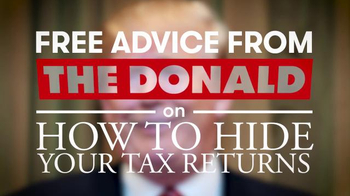 Priorities USA TV Spot, 'How to Avoid Showing Your Taxes' - Thumbnail 2