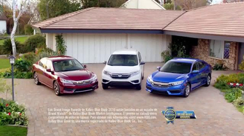 Honda Venta de Memorial Day TV Spot, '2016 Civic LX' [Spanish] - Thumbnail 6