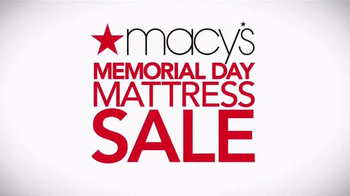 Macy's Memorial Day Mattress Sale TV Spot, 'Sealy Special' - Thumbnail 6