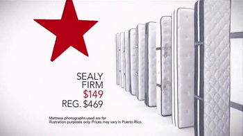 Macy's Memorial Day Mattress Sale TV Spot, 'Sealy Special' - Thumbnail 2