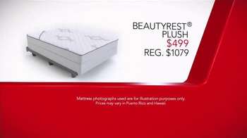 Macy's Memorial Day Mattress Sale TV Spot, 'Sealy Special' - Thumbnail 4