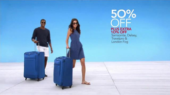 Macy's Memorial Day Home Sale TV Spot, 'Luggage, Towels and Kitchen' - Thumbnail 3