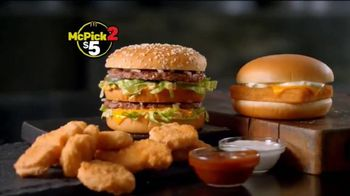 McDonald's McPick 2 TV Spot, 'Los clásicos' [Spanish] - Thumbnail 6