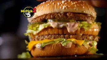 McDonald's McPick 2 TV Spot, 'Los clásicos' [Spanish] - Thumbnail 7