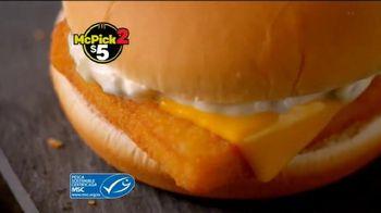 McDonald's McPick 2 TV Spot, 'Los clásicos' [Spanish] - Thumbnail 8