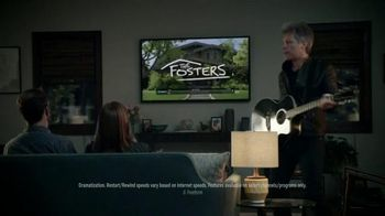 DIRECTV TV Spot, 'Turn Back Time' Featuring Jon Bon Jovi