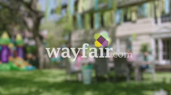 Wayfair Memorial Day Super Sale TV Spot, 'You Won't Need an Excuse' - Thumbnail 1