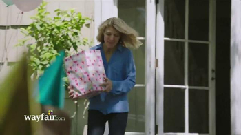 Wayfair Memorial Day Super Sale TV Spot, 'You Won't Need an Excuse' - Thumbnail 2