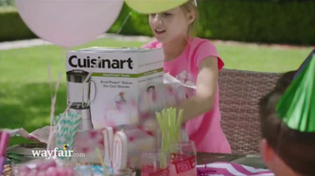 Wayfair Memorial Day Super Sale TV Spot, 'You Won't Need an Excuse' - Thumbnail 3