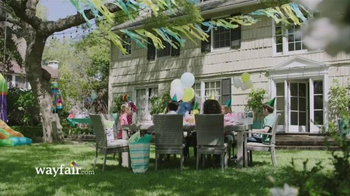 Wayfair Memorial Day Super Sale TV Spot, 'You Won't Need an Excuse' - Thumbnail 5