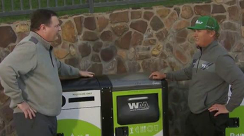 Waste Management TV Spot, 'Compost' Feat. Charley Hoffman, Charlie Rymer - 2 commercial airings