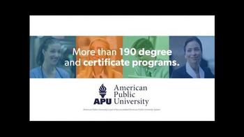 American Public University TV Spot, 'Workout' - Thumbnail 3