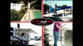 Flex-Able Bungee Hose TV Spot, 'The Hose That Grows'