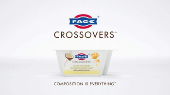 Fage Yogurt Crossovers Coconut Curry With Cashews TV Spot, 'So Rich' - Thumbnail 10