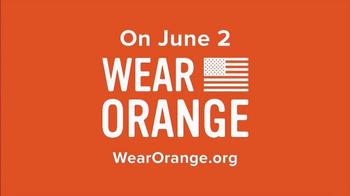 Everytown for Gun Safety TV Spot, '#WearOrange Get Loud!' - Thumbnail 9