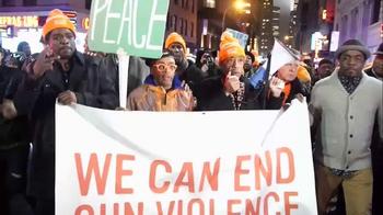 Everytown for Gun Safety TV Spot, '#WearOrange Get Loud!' - Thumbnail 3