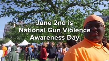 Everytown for Gun Safety TV Spot, '#WearOrange Get Loud!' - Thumbnail 4