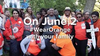 Everytown for Gun Safety TV Spot, '#WearOrange Get Loud!' - Thumbnail 5
