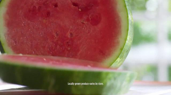 Walmart TV Spot, 'Fresh Food Anthem' - Thumbnail 5