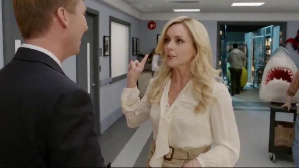 Verizon TV Commercial, '30 Rock: Audition' Feat. Jack McBrayer, Jane Krakowski