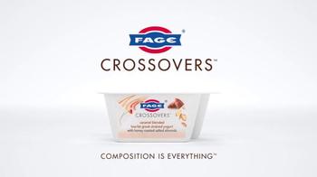 Fage Yogurt Caramel With Almonds Crossovers TV Spot, 'Childhood' - Thumbnail 7