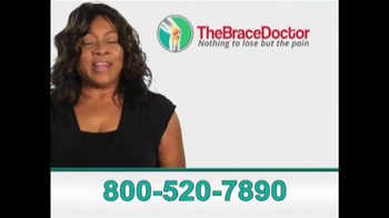 The Brace Doctor TV Spot, 'New Brace' Featuring Joe Namath - Thumbnail 1