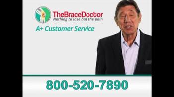 The Brace Doctor TV Spot, 'New Brace' Featuring Joe Namath - Thumbnail 4