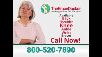 The Brace Doctor TV Spot, 'New Brace' Featuring Joe Namath - Thumbnail 7