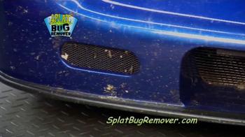 Splat Bug Remover TV Spot, 'Bugs Wipe Right Off' - Thumbnail 1