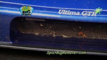 Splat Bug Remover TV Spot, 'Bugs Wipe Right Off' - Thumbnail 2