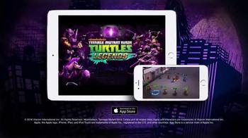 Teenage Mutant Ninja Turtles: Legends TV Spot, 'Not Just Heroes' - Thumbnail 10