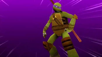 Teenage Mutant Ninja Turtles: Legends TV Spot, 'Not Just Heroes' - Thumbnail 2