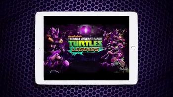 Teenage Mutant Ninja Turtles: Legends TV Spot, 'Not Just Heroes' - Thumbnail 3