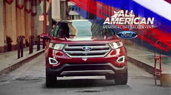 Ford All-American Memorial Day Sales Event TV Spot, 'Those Who Give Back' - Thumbnail 2