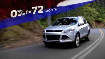 Ford All-American Memorial Day Sales Event TV Spot, 'Those Who Give Back' - Thumbnail 3