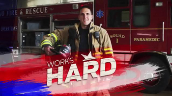 Ford All-American Memorial Day Sales Event TV Spot, 'Those Who Give Back' - Thumbnail 4