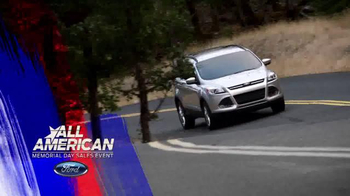 Ford All-American Memorial Day Sales Event TV Spot, 'Those Who Give Back' - Thumbnail 5