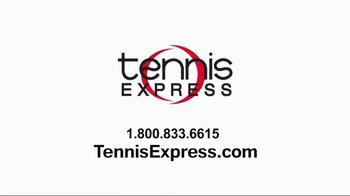 Tennis Express TV Spot, 'Tennis Racket Specials' - Thumbnail 10