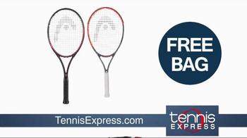 Tennis Express TV Spot, 'Tennis Racket Specials' - Thumbnail 4