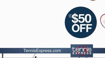 Tennis Express TV Spot, 'Tennis Racket Specials' - Thumbnail 5