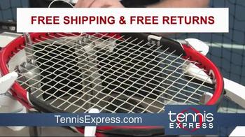 Tennis Express TV Spot, 'Tennis Racket Specials' - Thumbnail 8