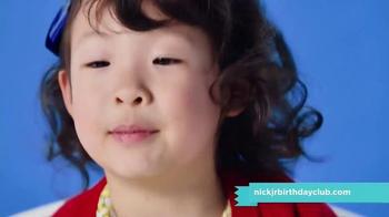 Nick Jr. Birthday Club TV Spot, 'Personalized Call' - Thumbnail 3