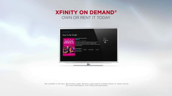 XFINITY On Demand TV Spot, 'How to be Single' - Thumbnail 8