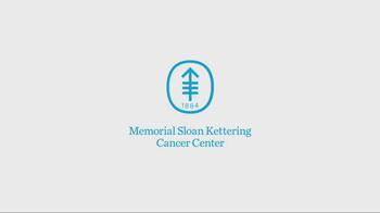 Memorial Sloan-Kettering Cancer Center TV Spot, 'Science Saves: Valerie' - Thumbnail 6