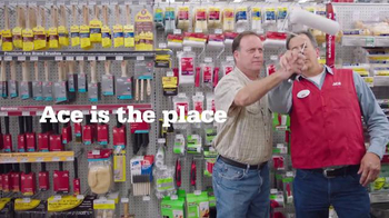 ACE Hardware Memorial Day Paint Sale TV Spot, 'Overlapping