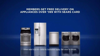 Sears Memorial Day Event TV Spot, 'Hot Buys' - Thumbnail 7