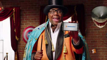 Fandango TV Spot, 'Fandango Kazaam' Featuring Kenan Thompson